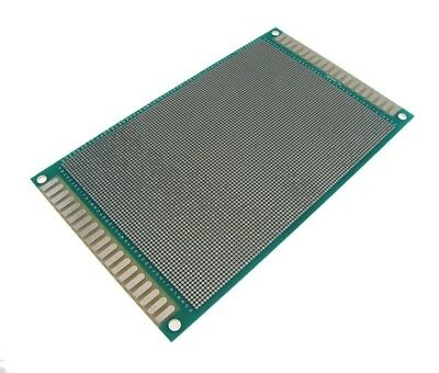9x15cm Double Side Prototype Board Perforated Through Hole - 1.27mm Pitch