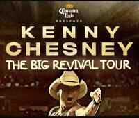 2 tickets to Kenny in Bangor August 13