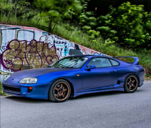 *1000 HP build* *Project* 1995 Toyota Supra