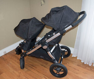 Baby Jogger City Select Stroller with 2 seats