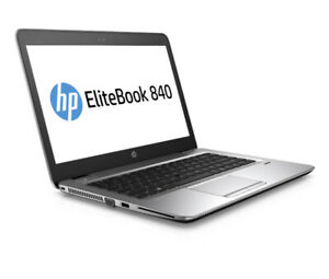 HP Elitebook 840 G3 , Core i5 6200U 2.4 GHz , 8GB RAM, 500GB HD