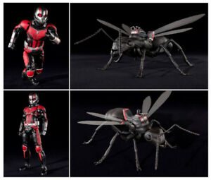 Ant-Man And the Wasp Ant-Man & Ant S.H. Figuarts Action Figure