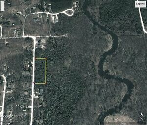 Oversized Lot - 2 Lots Combined Into One - McIntee Sauble Beach