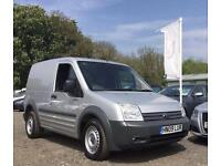 2009 09 FORD TRANSIT CONNECT 1.8 T200 LX SWB 90 TDCI 89 BHP NO VAT TO PAY DIESE