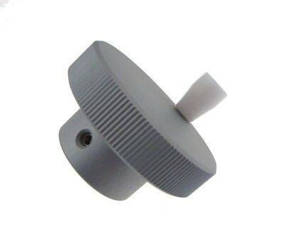 Hq 30mm Solid Aluminum Handwheel Hand For Cnc Stepping Motor - Shaft 5mm