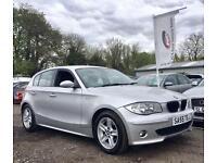 2005 55 BMW 1 SERIES 2.0 120I SPORT 5D 148 BHP