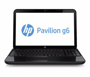 "Newer HP Pavilion G6 15.6"" /A4-4300M /4GB / 200G/ Win 10"