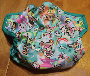 Rumparooz Tokidoki Cloth Diaper Cover - New