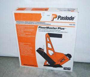 Paslode floormaster