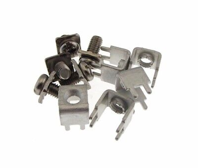 M5 Pcb Snap-in Screw Terminal Vert - Pack Of 5