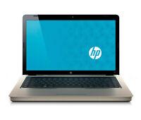 hp G62 15.6' (LED) laptop(Dual Core/3G/250G/Webcam/HDMI)$239!