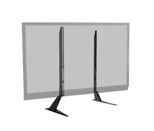 "TV TABLE TOP STAND UNIVERSAL FOR ""37-65"" TV"