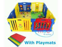 Baby large playpen