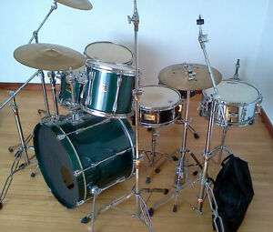 Yamaha Recoding+Stage Custom Drum Kit Kitchener / Waterloo Kitchener Area image 2