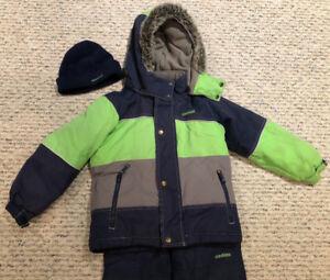 Oshkosh Boys Snowsuit Size 7 - Good condition