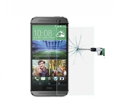 PROTECTOR de PANTALLA CRISTAL TEMPLADO para HTC ONE M9