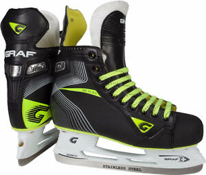 GRAF Skates Liquidation Sale, New From $69.95, Free Shipping