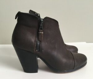 Rag and Bone Boots Dark Brown Size 37 (7)