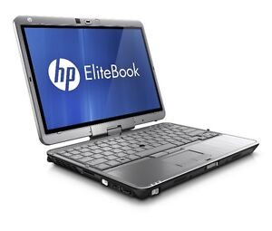 Off-Lease Great Condition - HP Elitebook 2760p Tablet PC