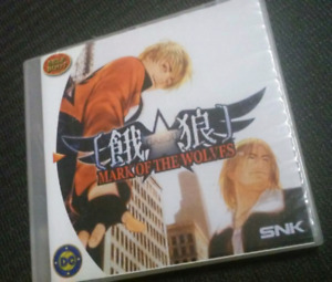 SNK: Mark of the Wolves [Import] Dreamcast