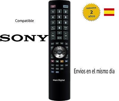 Mando a distancia de reemplazo compatible SONY BRAVIA KDL 40BX400