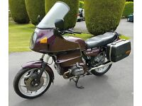 Outstanding BMW R80RT.