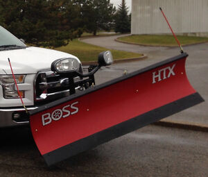 BOSS Snow Plow 7'6""