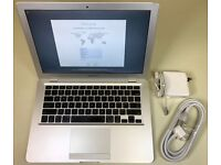 "***MACBOOK AIR 13.3"" BOXED 2.4GHz, SSD HD,OFFICE 2016, PREMIUM SOFTWARE,"