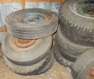 VARIOUS WHEELS AND RIMS FROM 50'S TO 70'S Strathcona County Edmonton Area image 6