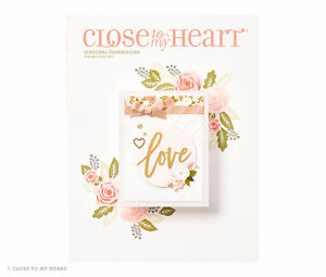 Close To My Heart - scrapbooking,cardmaking,crafting, organizers
