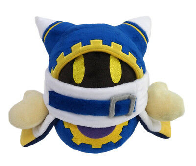 "1x Little Buddy Kirby's Adventure All Star - 1632 - Magolor 7"" Stuffed Plush"