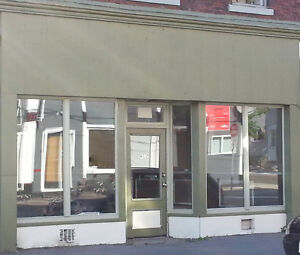 Small office/commercial space now available for lease
