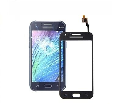 GLASS TOUCH WITH DIGITISER FOR SAMSUNG GALAXY J1 / J100 black TOOL comprar usado  Enviando para Brazil