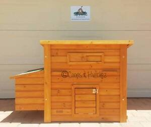 FREE DELIVERY BRAND NEW ASSEMBLED CHOOK HEN CHICKEN COOP Kenwick Gosnells Area Preview