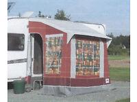 Caravan Awning - Porch