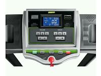 Elevation fitness treadmill