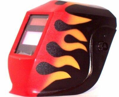Welding Mask Auto Dark Welding Helmet Mask Solar Cell Mig Mag Welder Flame