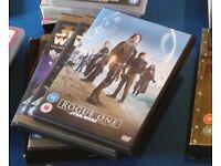 Star Wars Rogue One DVD