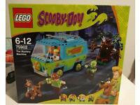 Scooby Doo Mystery Machine Lego Set (75902)