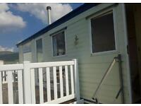 Caravan to hire in sunnysands barmouth