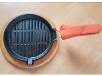 Brand new fajita sizzle platter