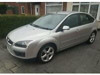 Ford focus 1.8 Zetec Climate - 2008 on 57plate
