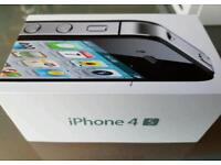 IPHONE 4S BOX ONLY NO ACCESSORIES