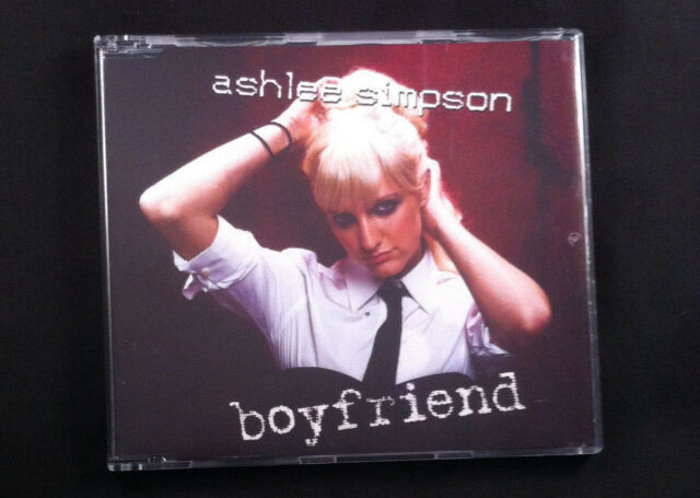 Ashlee Simpson - Boyfriend - Australia - CD Single - 4 Tracks