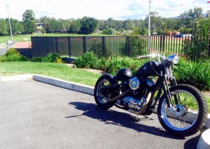 1971 Harley Davidson Bobber EVO 883
