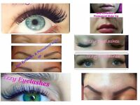PERMANENT MAKE UP & EYELASH EXTENSION BY QUALIFIED TECHNICIAN GREAT PRICES BRILLIANT SERVICE