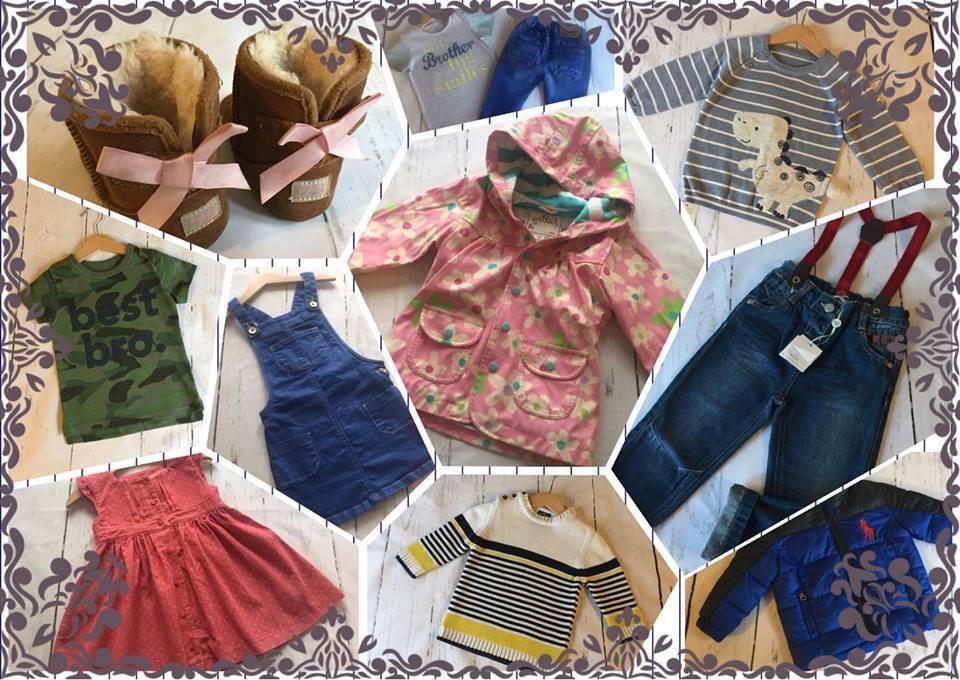 Mimi's Preloved - Children's Wear