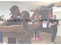 1 Day Salsa Introduction Workshop for Beginners