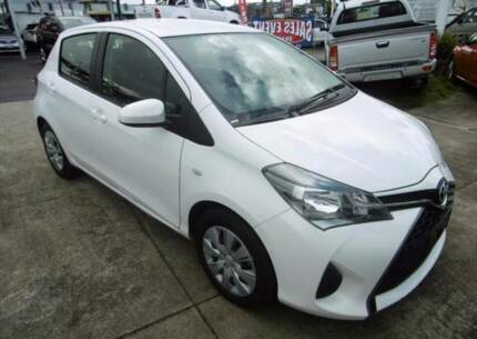 From $52* per week on finance 2015 Toyota Yaris Hatchback