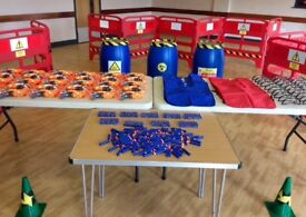 Nerf Party Equipment Hire